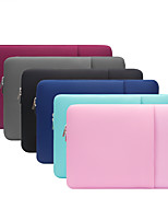 cheap -11.6 Inch Laptop / 12 Inch Laptop / 13.3 Inch Laptop Sleeve / Tablet Cases Polyester / Cotton Blend Solid Colored / Textured for Men for Women for Business Office Waterpoof Shock Proof