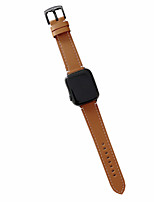 cheap -Watch Band for Apple Watch Series 6 SE 5 4 3 2 1  Apple Business Band Genuine Leather Wrist Strap