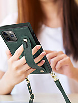 cheap -Holder Wrist Strap PU Leather Card Case For iPhone 12 SE 2020 11 11 Pro 11 Pro Max XS Max XR XS X 8 8 Plus 7 7 Plus