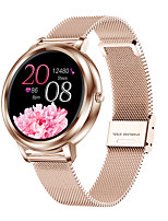cheap -Smart Watch MK20 Fashion Women's Watch Heart Rate and Blood Pressure Monitoring IP67 Waterproof Smart Bracelet for Android/ iPhone/ Samsung Phones