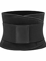 cheap -slimming body shaper for women&men, sweat waist trainer corset for weight loss, gym workout waist trimmer belt (black, x-large)