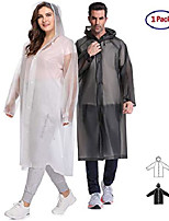 cheap -thicken rain poncho,eva raincoat with hoods and sleeves,no chemical smell.