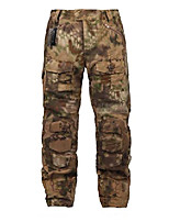 cheap -tactical ripstop combat pants with knee protector airsoft paintball military camo uniform army camouflage trousers (nomad camo, 40)