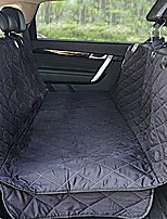 cheap -winner outfitters dog car seat covers,dog seat cover pet seat cover for cars, trucks, and suv - black, 100% waterproof, hammock convertible