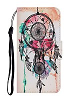 cheap -Case For Samsung Galaxy Note 20 Ultra S20 Plus S10E A11 A21S A31 A41 A51 A71 A01 A10 A20E A30 A40 A50 A70 M31 Wallet Card Holder with Stand Full Body Cases Feathers PU Leather