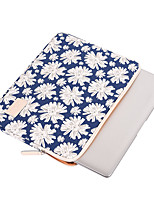 cheap -11.6 Inch Laptop / 12 Inch Laptop / 13.3 Inch Laptop Sleeve / Tablet Cases Polyester Floral / Printing for Men for Women for Business Office Waterpoof Shock Proof