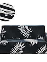 cheap -Stretch Slipcover Sofa Cover Couch Cover Leaves Print Dustproof All-powerful Slipcovers Stretch Waterproof Sofa Cover Super Soft Fabric Couch Cover