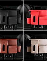 cheap -DeRanFu Standard Car Central Control seat bag OrganizerMulti-Pocket Travel Storage Box Cup holder