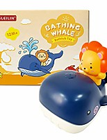 cheap -bathing whale, bathtub toy, bath toy, pool toy, mechanical toy, amphibious toy, gift for toddler or kid, 12m+