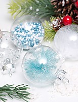cheap -24 Pcs 6cm Christmas Balls Ornaments for Xmas Tree - Shatterproof Christmas Tree Decorations Hanging