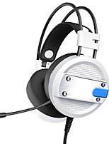 cheap -Professional Led Light Gamer Headset for Computer Gaming Headphones Adjustable Bass Stereo PC Wired Headset With Mic Gifts