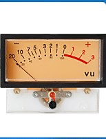 cheap -TN-73 VU Head Bile Machine DB Meter Power Amplifier Level Mixer Power Tape Backl