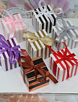 cheap -50pcs Cute Candy Box Paper Gift Boxes for Christmas Wedding Birthday Party Favors Decorations with Gift Boxes Decoration