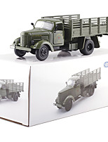 cheap -Alloy Truck Toy Car Pull Back Vehicle Simulation Music & Light All Adults Kids Car Toys