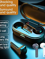 cheap -LITBest Bluetooth Wireless Earbuds with Microphone Sports Bluetooth Earphones HIFI Stereo Headset