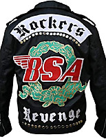 "cheap -bsa faith george michael rockers revenge cordura jacket (3xl (50"" - 51"")) black"