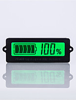 cheap -12V adjustable lithium lead-acid battery level indicator LY6