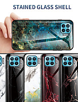 cheap -Case For OPPO realme 6 Pro / Oppo Realme 6 / Realme 6S Shockproof Back Cover Marble TPU