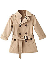 cheap -Hiking Jacket Hiking Windbreaker Winter Outdoor Thermal Warm Windproof Breathable Camping / Hiking Hunting Fishing British Trench Coat Atmospheric Chinese Red [Men and women c,_ British Trench Coat