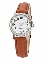 cheap -women's waterproof watch, simple easy reader analog quartz watch, casual dress women's watches relogio