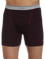 cheap -men's stripe/solid assorted boxer briefs,assorted,x-large(pack of 4)