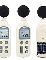 cheap -WS1361 Digital Sound Pressure Tester Noise Level 30-130dB Decibel Meter-without battery