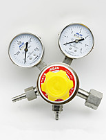 cheap -Pressure Regulator Ammonia Gas Analyzer Meter Pressure Reducer Pressure Reducing Valve G1/2 YQA-401 0-0.16MPa