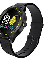 cheap -S18 Touch Screen All-time Blood Pressure O2 Monitor 8 Sports Mode Whatsapp Push Stopwatch Smart Watch