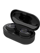 cheap -TW60 Wireless Earbuds TWS Headphones Bluetooth5.0 HIFI with Charging Box Voice Control Hey Siri for Travel Entertainment
