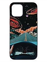 cheap -Case For iPhone 12 Pro Max Frosted Pattern Back Cover sky TPU Soft iPhone 12 Mini 11 Pro SE 2020 XR XS Max 7 8 Plus
