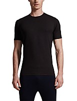 cheap -men's tee short sleeve, crew neck, quick dry, anti-odor
