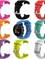 cheap -Sport Silicone watchband strap For Suunto Ambit3 Vertical / SUUNTO Spartan Sport Watch Replacement Multi-Color Quality Bracelet watch straps Wristband