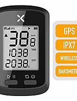 cheap -g gps cycling computer wireless bike speedometer odometer cycling tracker waterproof road bike mtb bicycle bluetooth (combo2)