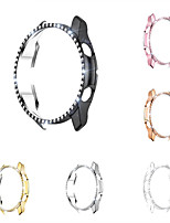 cheap -Cases For Galaxy Watch 3 45mm / Galaxy Watch 3 41mm Plastic Compatibility Samsung Galaxy