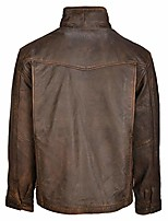 cheap -western jacket mens conceal carry xl tobacco sts5474