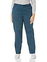 cheap -women's plus-size relaxed-fit all day pant  stargazer 22w long