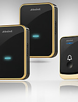 cheap -Smart Wireless Doorbell 45 Songs Ringtones 200m Transmission Door Bell One To two