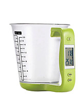 cheap -Electronic Measuring Spoon Measuring Cup 500g0.1g Multifunctional Kitchen Measuring Cup Scale Electronic Bench Scale Gram Scale