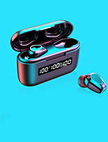 cheap -1898 4 Wireless Earbuds TWS Headphones Bluetooth5.0 Stereo with Microphone with Volume Control for Sport Fitness