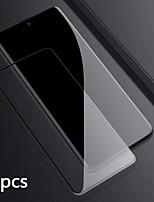 cheap -SAMSUNG Screen Protector A91 A90 5G A90 A81 A80 A71 A51 A20S A20E A10E Note 10 Lite S10 Lite High Definition HD Front Screen Protector 2 pcs Tempered Glass