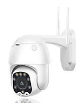 Недорогие -камера 1080p на открытом воздухе видеонаблюдения безопасности беспроводной Wi-Fi ip-камера
