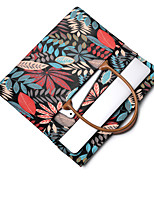 cheap -11.6 Inch Laptop / 13.3 Inch Laptop / 15.6 Inch Laptop Sleeve / Briefcase Handbags Canvas Printing / Bohemian for Men for Women for Business Office Shock Proof