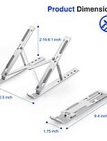 cheap -bestand N3 Desktop Laptop Laptop Stand Holder Aluminum Alloy Portable Foldable Adjustable Angle Adjustable Height Fan
