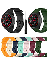 cheap -22mm Modern Buckle Strap Smart Watch for Garmin Forerunner 745  Band Silicone Sport Watch Band
