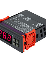 cheap -10A 12V Digital Temperature Controller Thermocouple -40 to 120 with Sensor