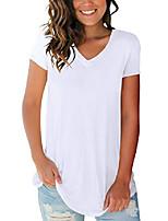cheap -summer sleeveless shirt for women color block tank tops with pocket light blue xxl