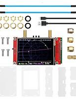 cheap -NanoVNA V2 3G Vector Network Analyzer Tester Antenna Analyzer Shortwave S-A-A-2 Nano Vna HF VHF UHF Cable Tracker