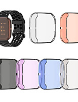 cheap -Cases For fitbit versa 2 TPU Compatibility Fitbit