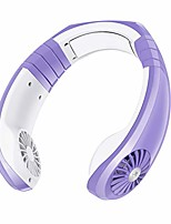 cheap -portable fan, usb micro 2 in 1 air cooler mini electric air conditioner hanging neck cooling