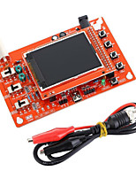 cheap -DSO138 2.4 TFT Handheld Pocket-size Digital Oscilloscope Kit DIY Parts Electronic Learning Set 1Msp
